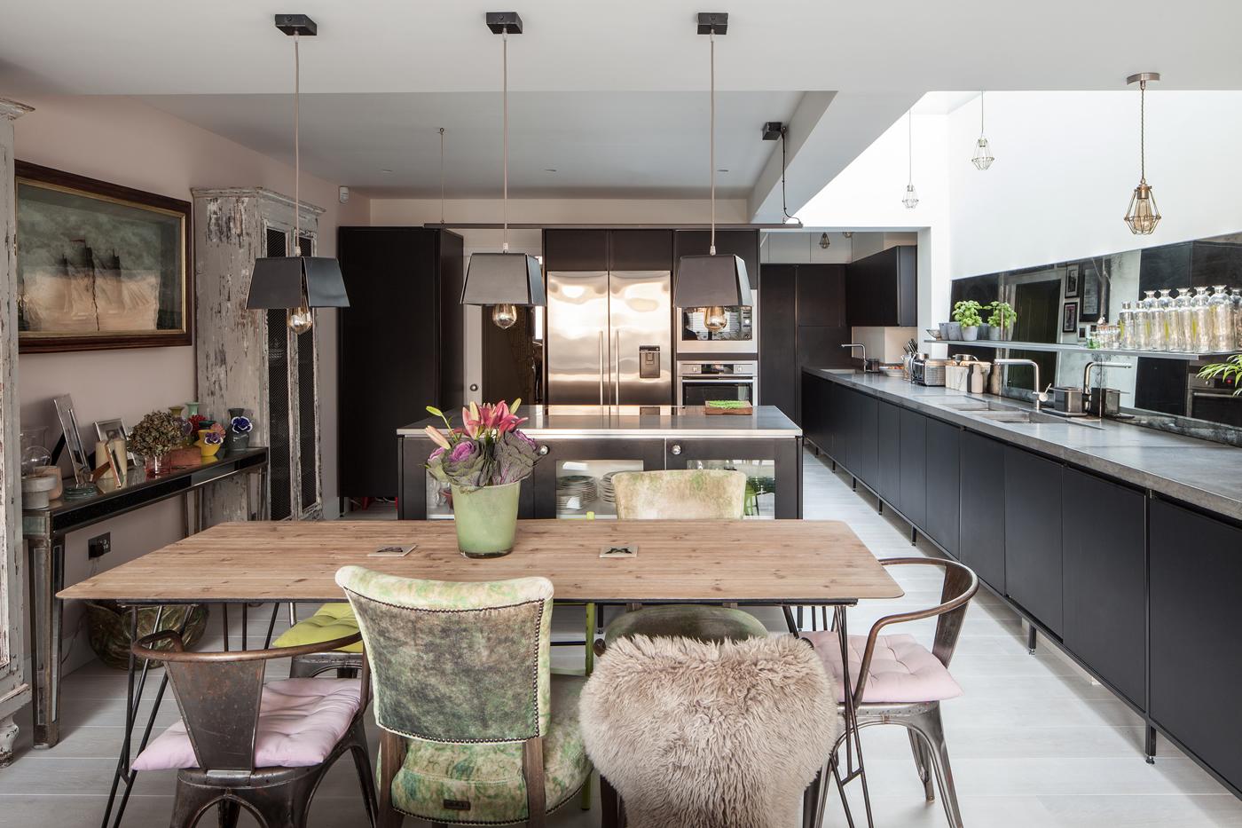 Allison Road Kitchen Extension North London