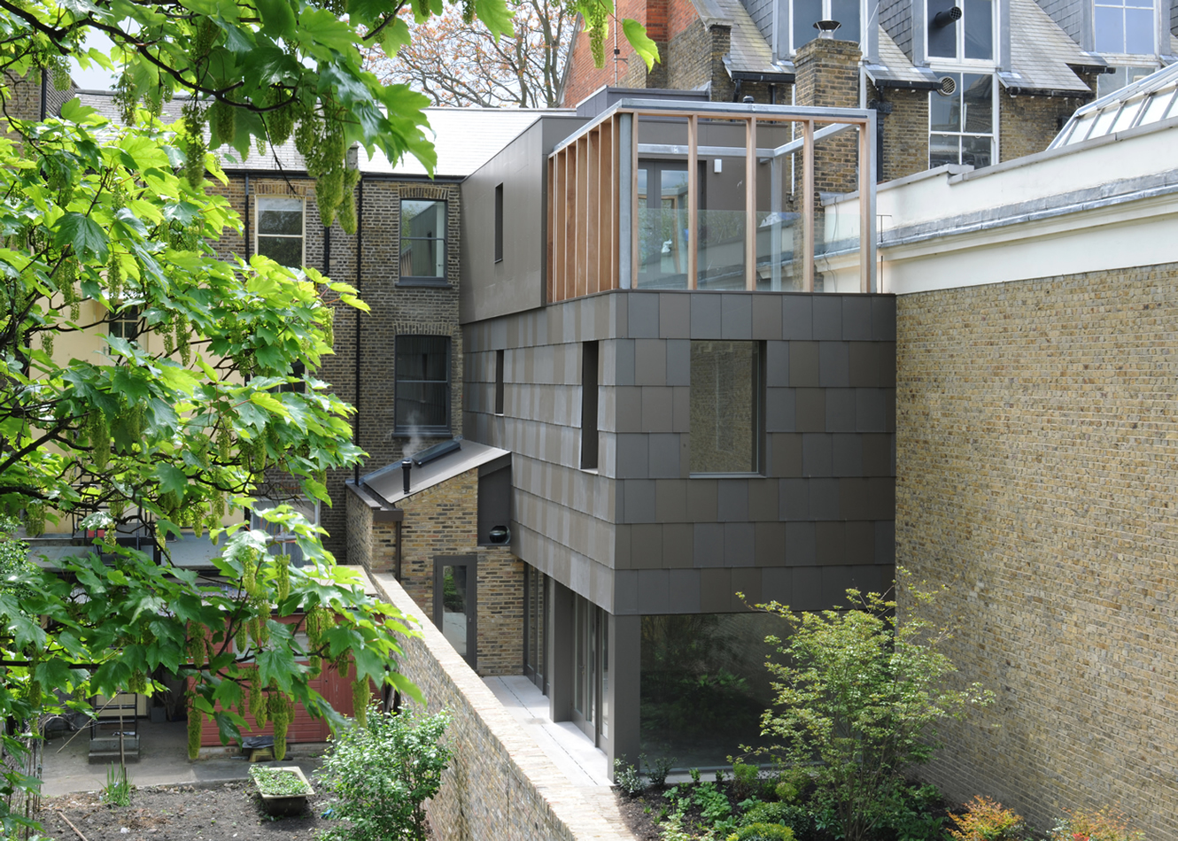 South London Gallery with 6a Architects