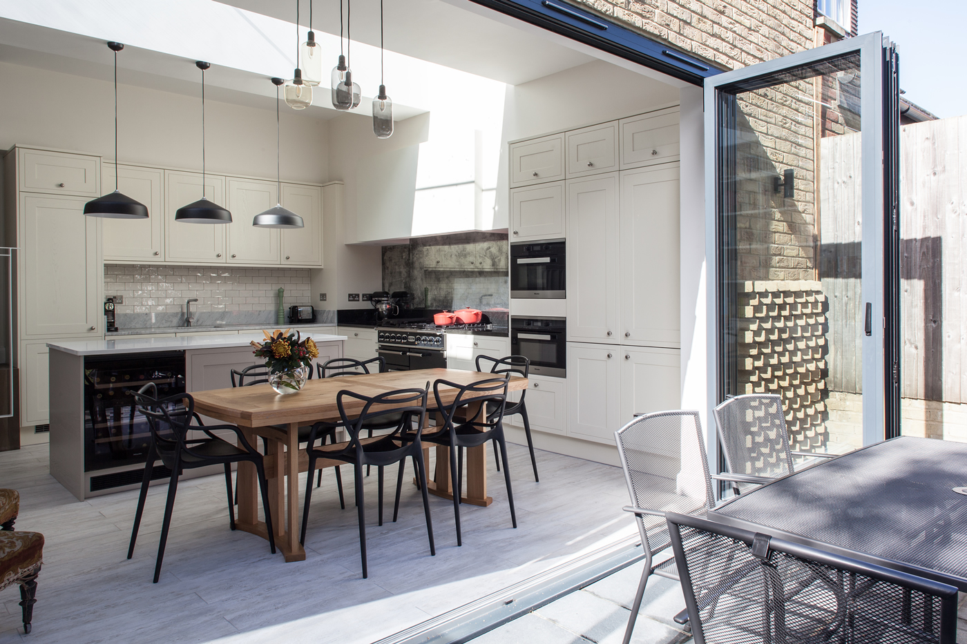 Harcourt Road East – Kitchen / diner extension