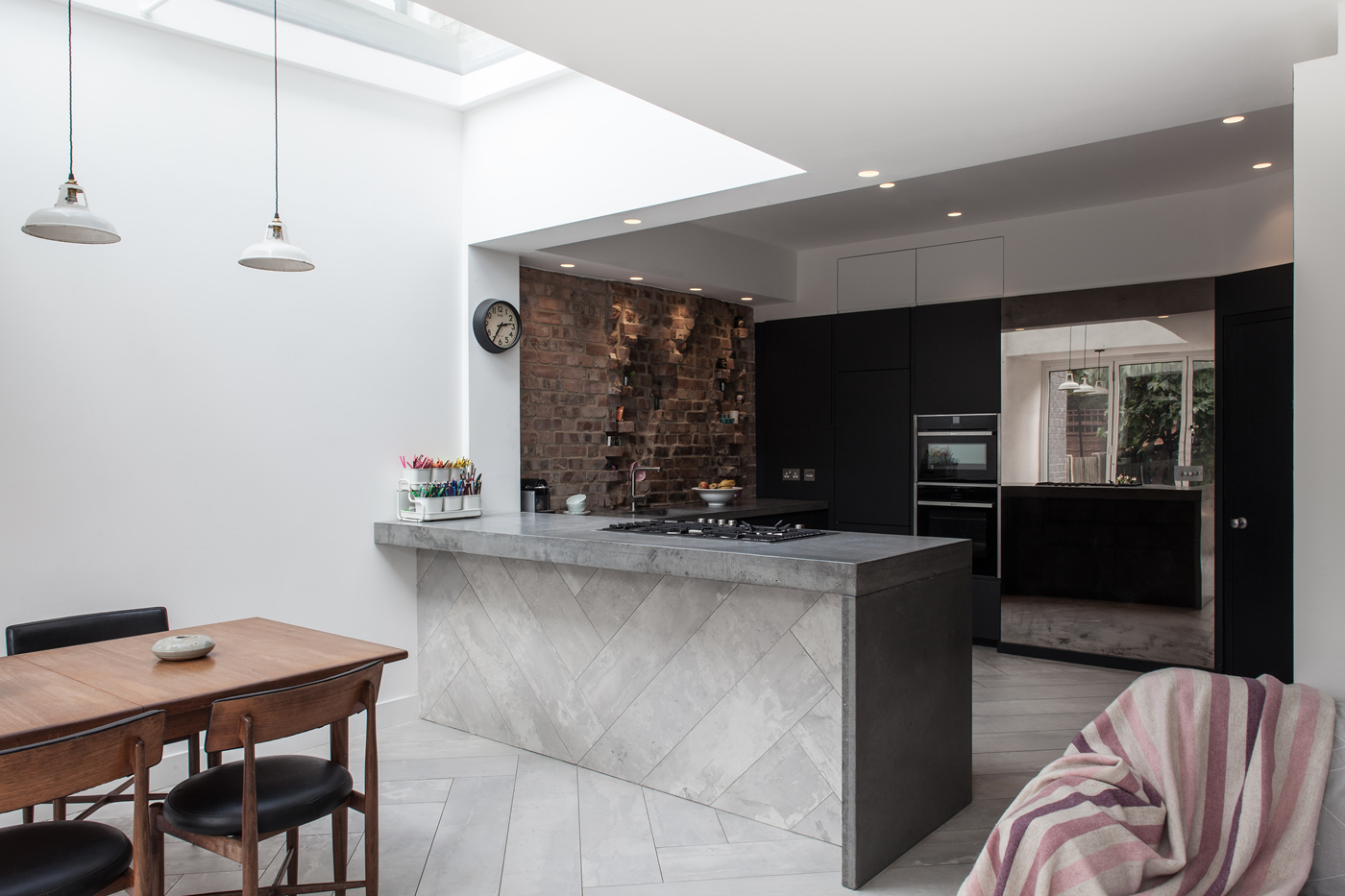 Harcourt Road West – Kitchen / diner extension