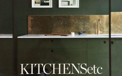 Living Etc Kitchen Feature