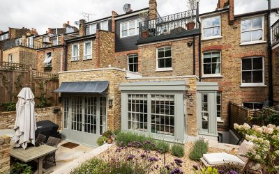 Houzz Feature: Woodland Rise, N10